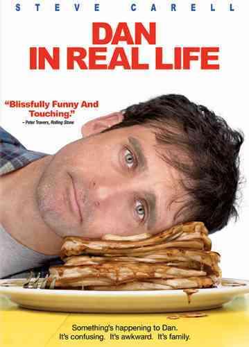 DAN IN REAL LIFE BY CARELL,STEVE (DVD)